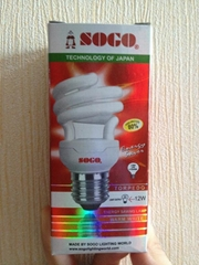 Stock energy saving lamps