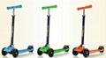 Folding mini micro scooter