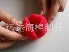 红鼻子 海绵球 多色可选 经典小丑装备