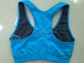 ladies seamless sport bra