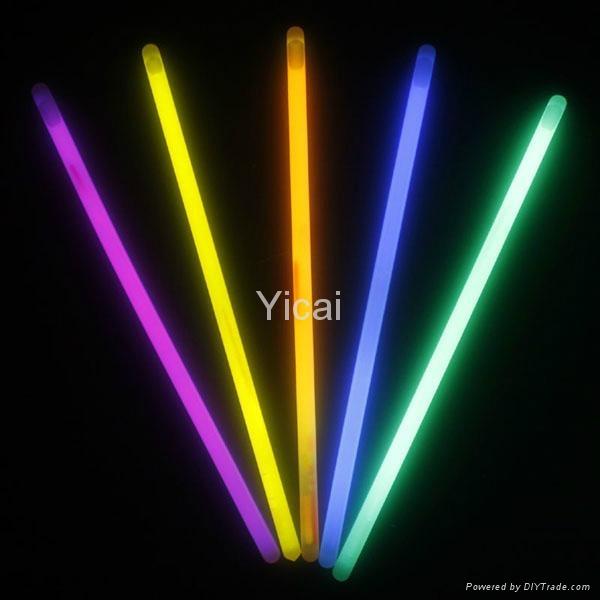 flexible plastic chemical custom glow sticks 2
