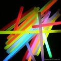 flexible plastic chemical custom glow sticks 3