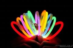 china glow bracelet stick light  supllier wholsale
