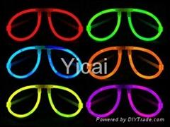 chemical glow eye glass of glow stick