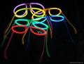 chemical glow eye glass of glow stick  2