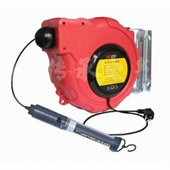 LED灯自动收缩卷线器CH-20LJ