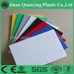 good performance 5mm pvc foam board for sign
