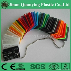 cast acrylic sheet for outdoor
