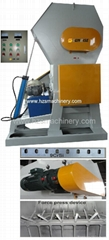 PET Bottle Crusher with Force Press and Hydraulic