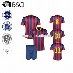 Hot selling design soccer jersey