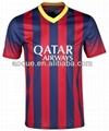 Hot selling design soccer jersey 2