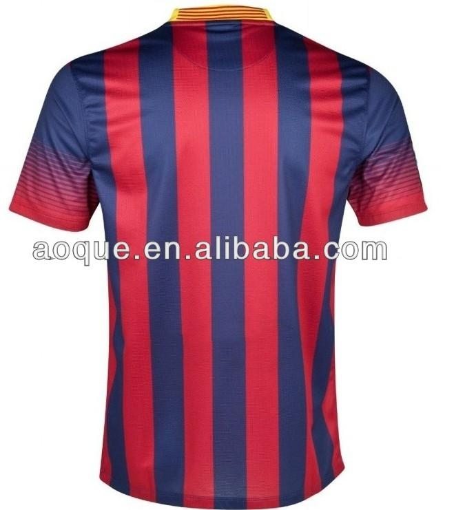 Hot selling design soccer jersey 3