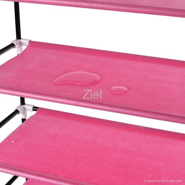 Storage IKEA shoe display rack with cover - RXJ12R - Ziel (China ...