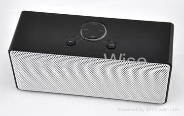Rectangle Bluetooth Speaker 1