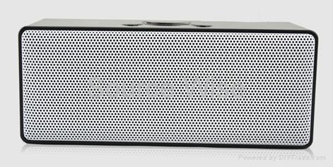 Rectangle Bluetooth Speaker 2