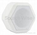 Hexagon Bluetooth Speaker 1