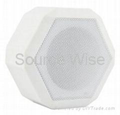 Hexagon Bluetooth Speaker