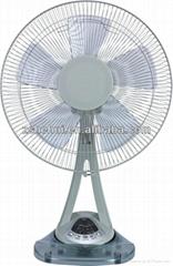16 inch electric table fan/desk fan with remote control