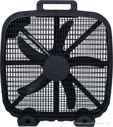 20 inch electric box fan/pedestal fan/desk fan 1