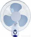 16 inch colored wall mounted fan