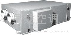 易龍冷凝排風熱回收空調機組