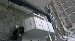 風冷式數碼渦旋一體化全新風屋頂空調5ER系列