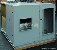 風冷型一體化全新風變頻屋頂空調機
