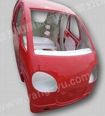 玻璃鋼汽車配件