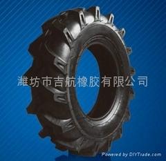 吉航橡胶供应农业轮胎5.00-12
