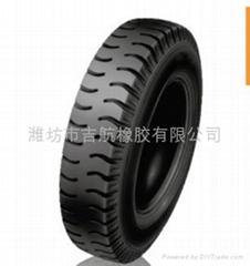 山东吉航橡胶LUG羊角型农用轮胎