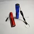 mini aluminum tactical led flashlight 0.5w mini led torch sales promotion led fl 2