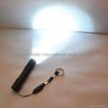 mini aluminum tactical led flashlight 0.5w mini led torch sales promotion led fl 4