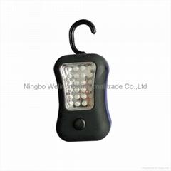 Plastic Led Work Lights Hanging Hook LED