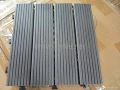 DIY WPC decking