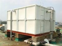 gfrp water sectional water tank