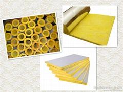 九纵普通玻璃棉板