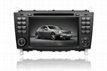 7'' HD Touchscreen Car DVD player for Mercedes Benz W203/W209
