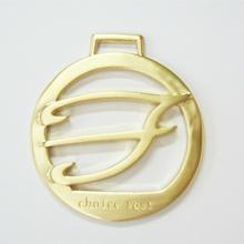 铜质圆形镂空箱包配件