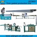 Refrigerator door gasket production line