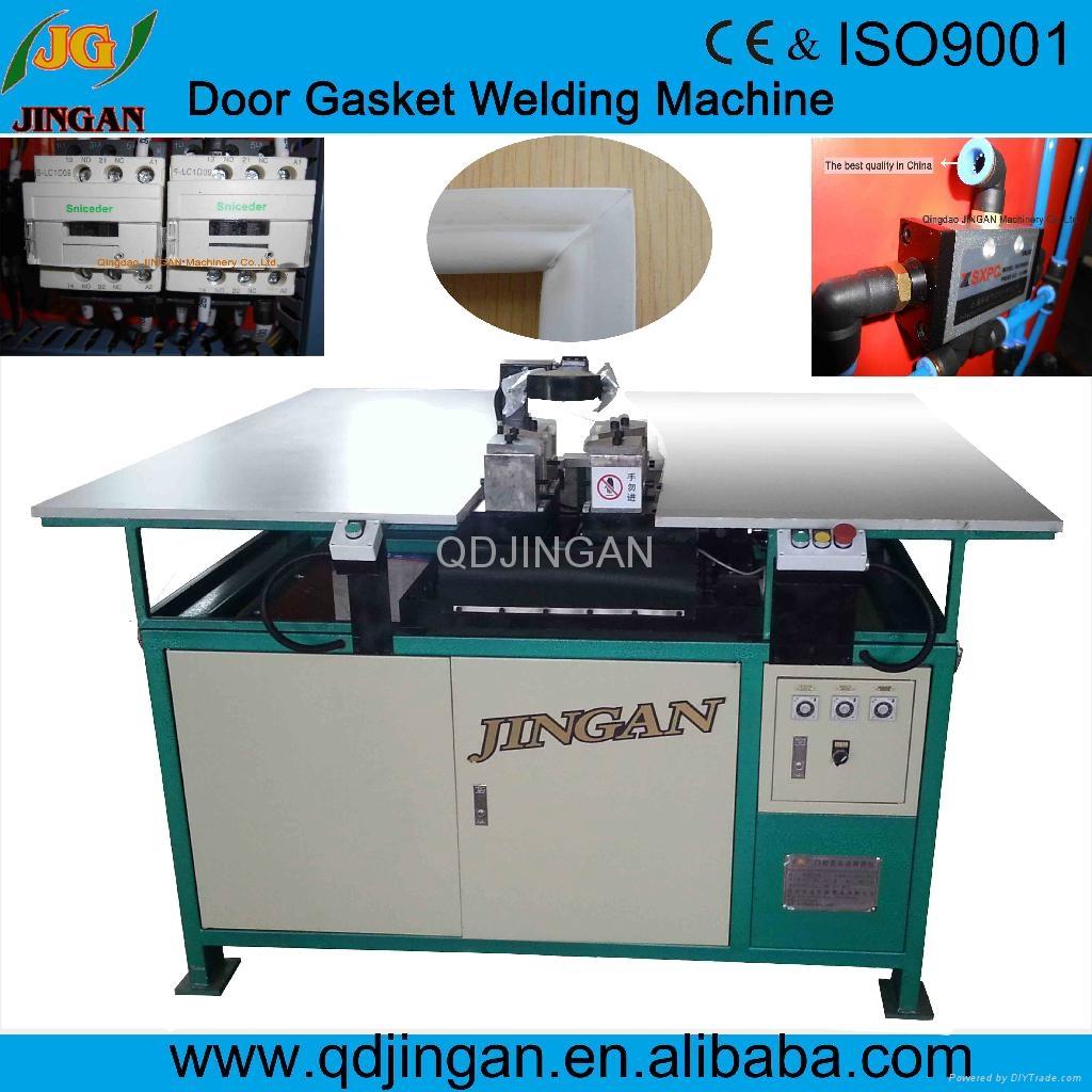 Fully automatic door gasket welding machine 1