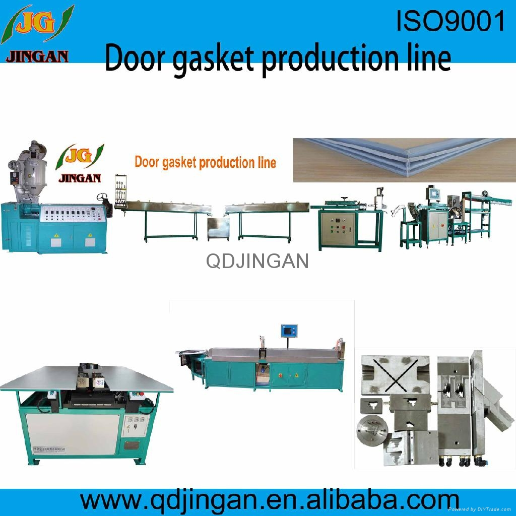 Fully automatic refrigerator door seal production line 2