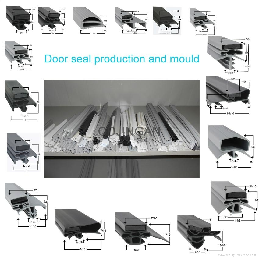 fully automatic refrigerator door seal production line - au-75