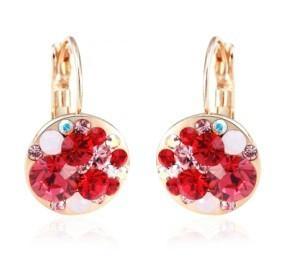 供应2014新款韩版耳环,种类繁多,品质保证 1