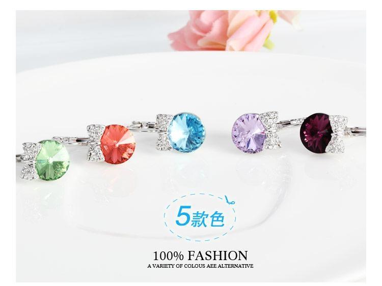供应2014新款韩版耳环,种类繁多,品质保证 4