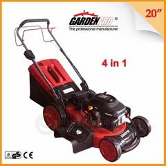 "20"" 196cc/159cc 4-in-1 Lawn Mower"