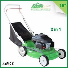 """18"""" DIY 139cc Lawn Mower"""