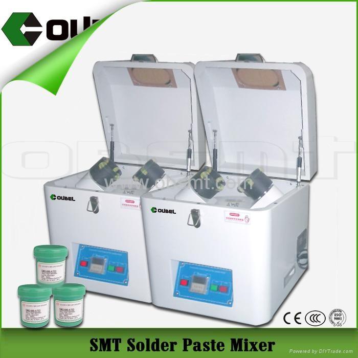 high quality SMT solder paste mixer 1