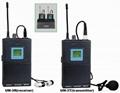 UHF Wireless PLL 32/64 Monitoring System