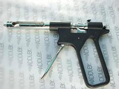 Dental intraligamental syringes gun style dental syringe citoject syringe