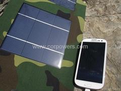 2014 new portable 10W solar folding panel